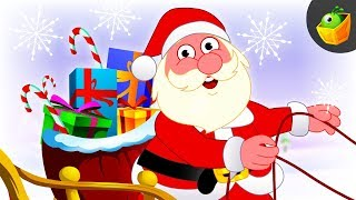Christmas Songs Compilation! | Huge! | Plus Over 15 minutes of Nursery Rhymes by Magicbox!