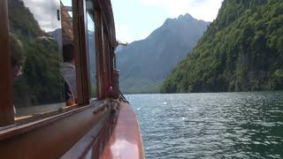 Der Königssee - Berchtesgaden