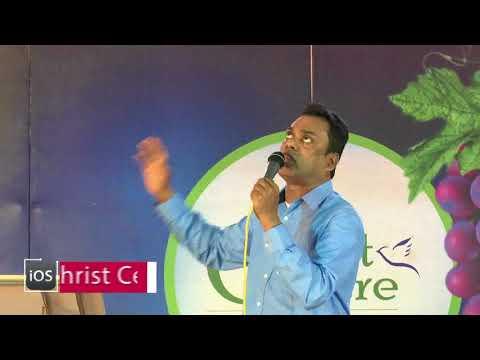 Bro. Suresh Babu: Sunday Service:  2017 Oct 08