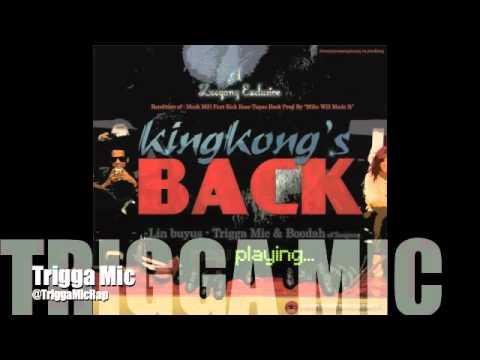 King Kong Back