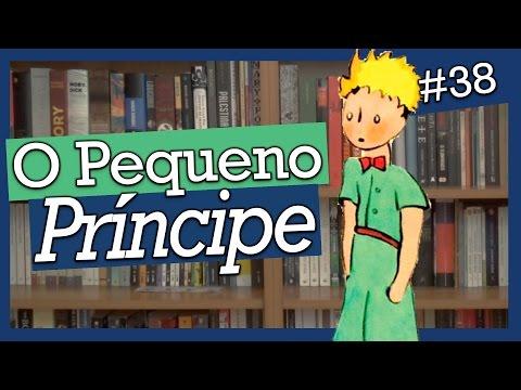 O PEQUENO PRÍNCIPE, ANTOINE DE SAINT-EXUPÉRY (#38)