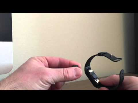 Striiv Fusion Bio Activity Tracker Unboxing And Review