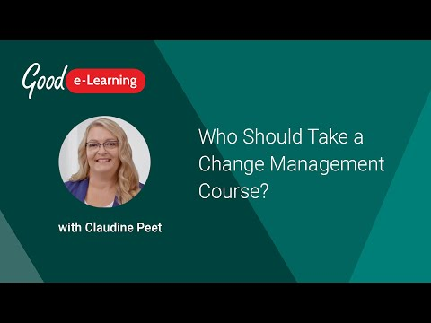 Who Should Take an APMG Change Management Course ...