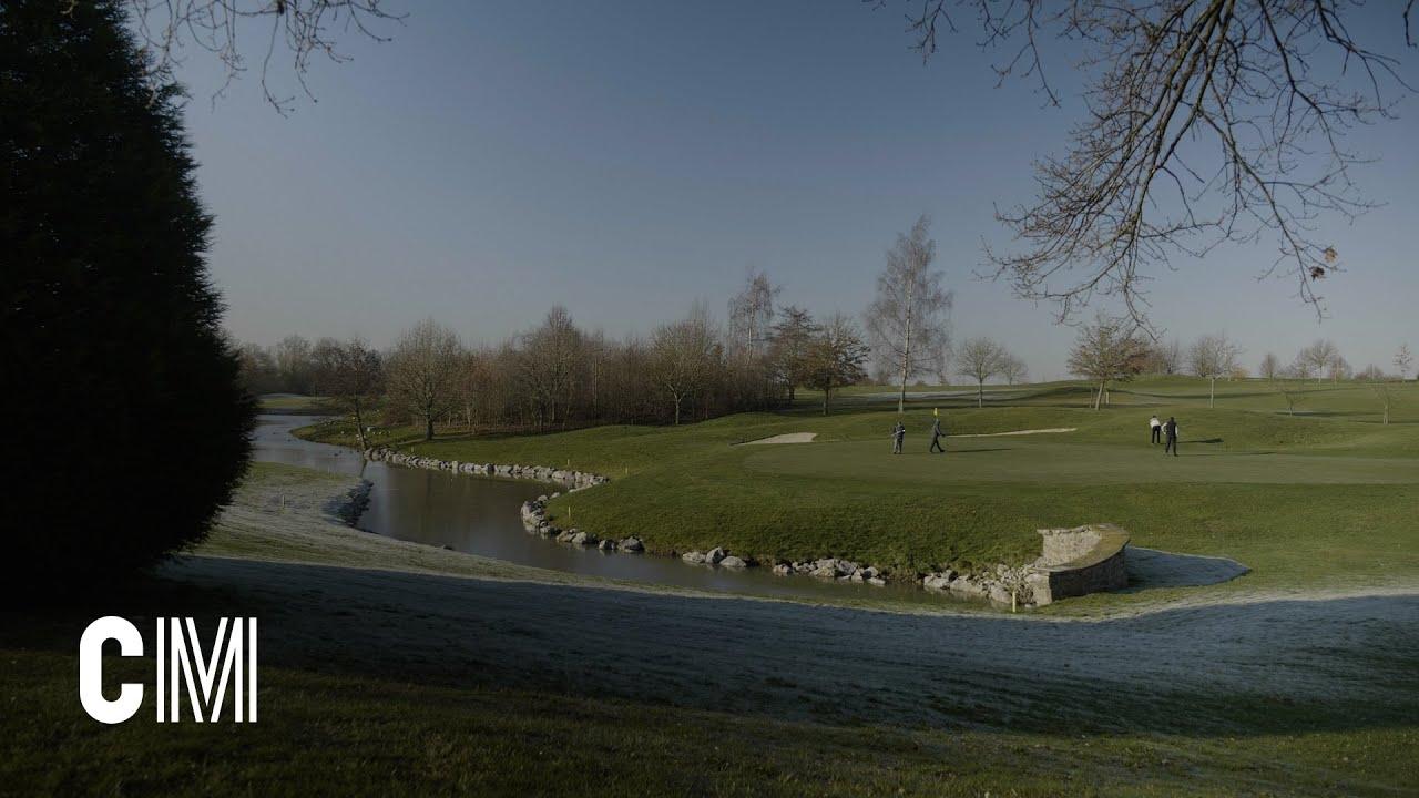Rencontres authentiques sur un terrain de golf