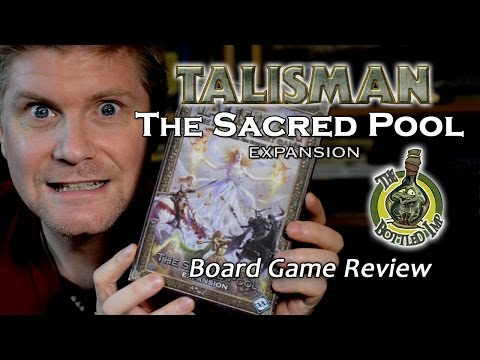 The Sacred Pool Expansion for Talisman - The Bottled Imp