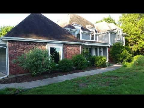 LP Siding, Vinylmax patio door and windows along with a new garage door was installed.