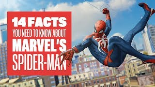 14 Cool New Things You Need to Know About Marvel's Spider-Man - New Marvel's Spider-Man PS4 Gameplay - dooclip.me