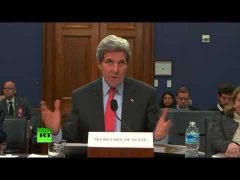 , title : 'Джон Керри: США пока не удается загнать в угол конкурентные мировые СМИ'