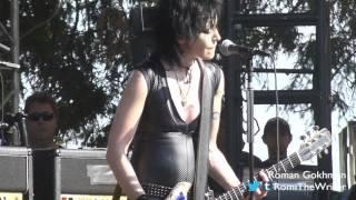"Joan Jett and the Blackhearts, ""Love is Pain"" - BottleRock Napa Valley"