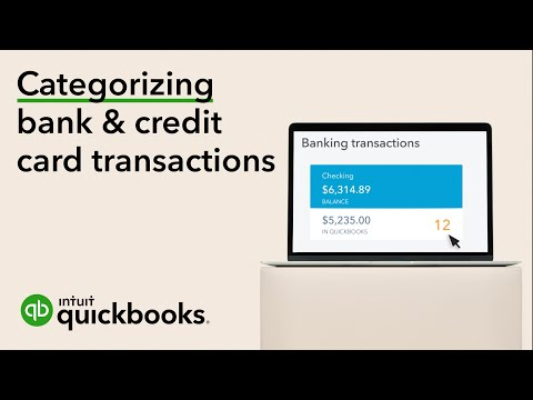 Download How To Categorize Transactions From Your Bank