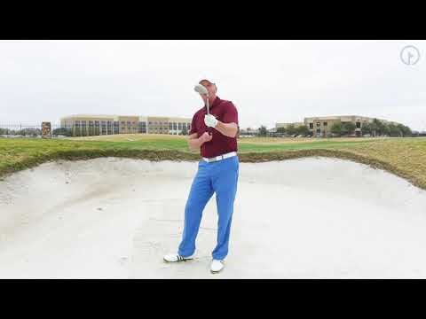 Pitch Perfect - Bunkers: Club Face Angle - Good Lie