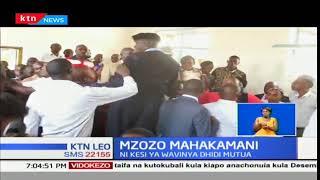Mzozo mahakamani Machakos katika kesi iliyowasilishwa na Wavinya Ndeti
