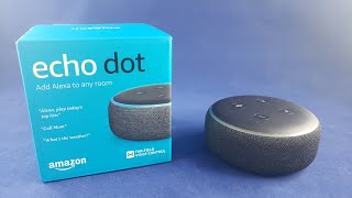 Amazon echo dot 3(gen) Unboxing and Set up!!!