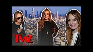 Lindsay Lohan is back in LA! | TMZ
