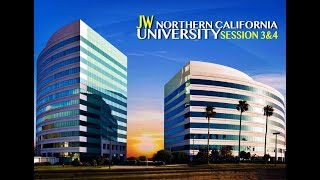 JW Live Entrepreneur University - SF/Bay Area - Session 3 & 4