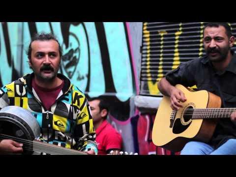 Kararsizlar - Hey onbeşli - street shooting in Tünel Sahne - Istanbul - 31/08/2014