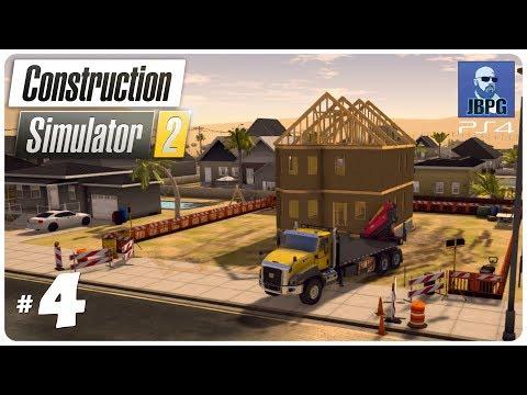 Construction Simulator 2 PS4 - Episode 2: Expanding Our Fleet
