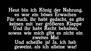 Genetikk   Solang Ich Träume Hab (lyrics)