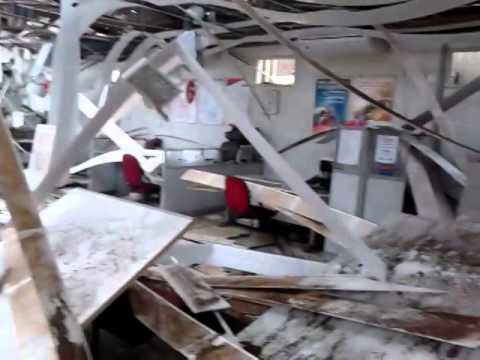 Explosão do Bradesco em Teolândia