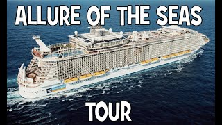 Allure of the seas tour and tips Part 1