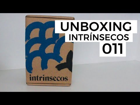 UNBOXING INTRÍNSECOS 011 | Laura Brand