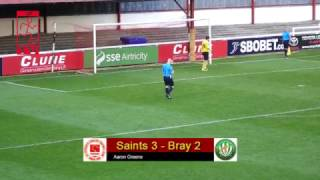 Here's the full penalty shoot out from yesterday's EA Sports Cup win over Bray Wanderers