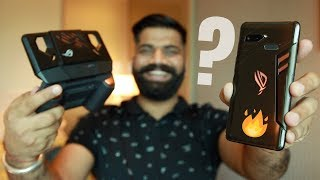 Asus ROG Phone Unboxing & First Look - The Real Gaming Beast!!!