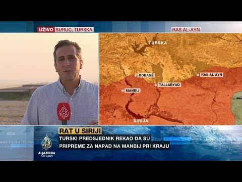 Šarić: Ruska vojska se postavlja kao tampon zona između sirijske i turske vojske