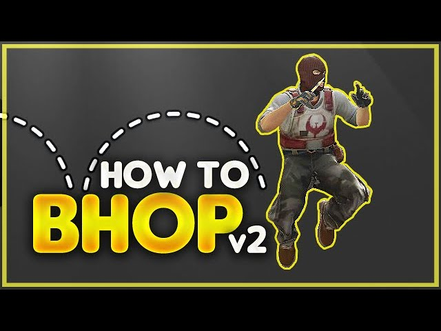CS:GO Movement: How to Bhop