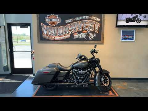 2020 Harley-Davidson Touring Road King Special at Vandervest Harley-Davidson, Green Bay, WI 54303