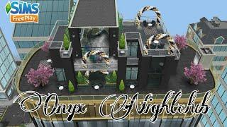 Sims Freeplay 🎊🍻🎤  Onyx Nightclub   By Leonardo