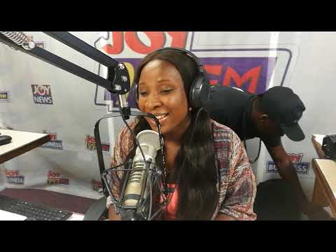 Joy FM goes local: Naa Ashorkor on the Cosmopolitan Mix