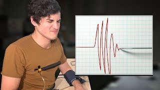 Lie Detector Test Reveals Uncomfortable Truths (yes, my p**** size)