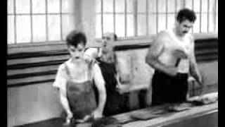 Charlie Chaplin Tempos Modernos   Legendado Portugues