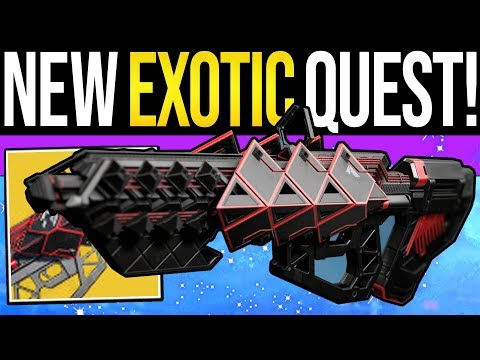 Destiny 2 | OUTBREAK PRIME Returns & New EXOTIC Quest! - New Catalysts, Returning Exotic & Quest!