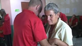 preview picture of video 'Reaprenden a vivir pacientes del Hospital Psiquiátrico de Cienfuegos'
