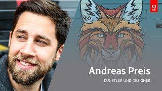 Illustration Und Behance Mit Andreas Preis - Adobe Live 1/3