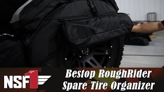 NSF1 Project Jeep Part 18: Bestop RoughRider Spare Tire Organizer
