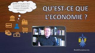Qu'est-ce que l'économie ? Introduction