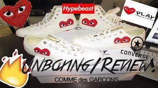 45a6e4cb4fabda Before You Buy 2018 Comme Des Garcons X Play Converse Nordstrom