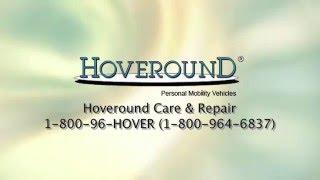Hoveround 8 Bar Flash Error Code