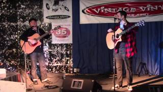 Bayside - Acoustic Instore Performance 02/15/14