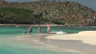 preview picture of video 'Palm Tree Charters from  Cruz Bay St John USVI goes to The BVI'