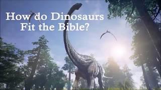 Wie Dinosaurier zu Bibel passen (Genesis Apologetics - German Version)