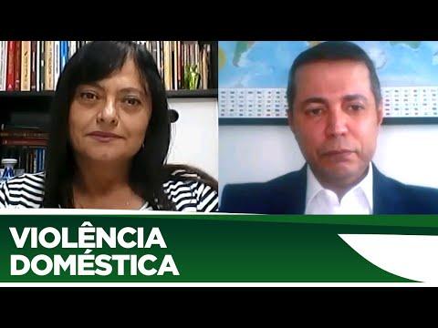 Alice Portugal quer proteção para vítimas de violência doméstica na pandemia - 16/06/20