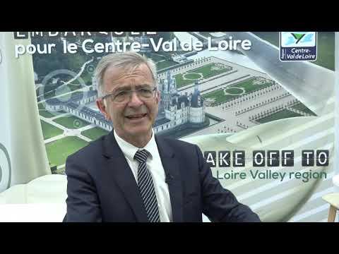French Aerospace suppliers - Salon du bourget 2019 - ITW CENTRE VAL DE LOIRE DEV'UP