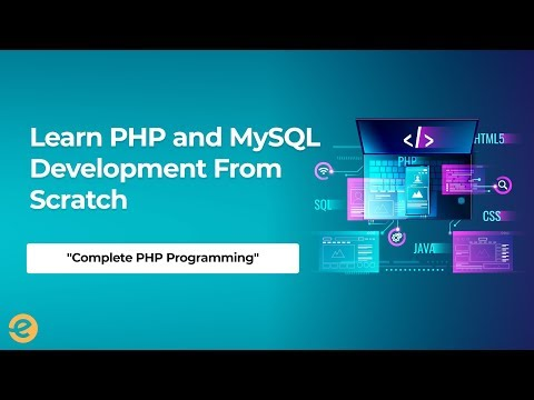 Learn complete PHP Programming for Beginners in 2 hours ...