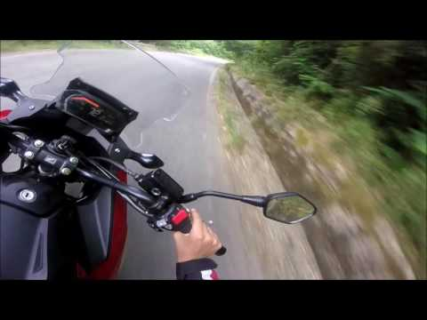 Video HONDA NC 750 X 2016
