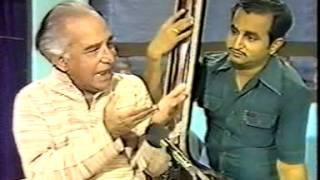 Namaskar Guni Shastriya gayak Vasantrao Deshpande ji ki aaj jayanti haiMain unki