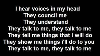 I Hear Voices - WWE